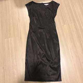 Zara office dress eur M