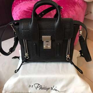 3.1 Philip Lim pashli mini satchel bag
