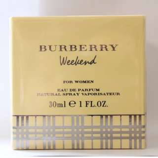 Burberry Weekend for Women 30ml