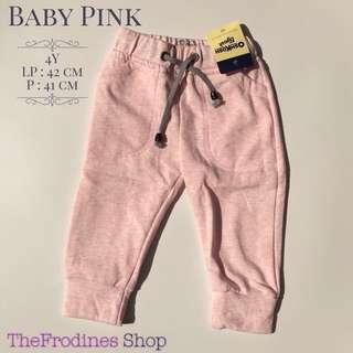 Jogger Oshkosh - Baby Pink