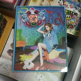 SNSD girls generation Jessica I Got A Boy Album