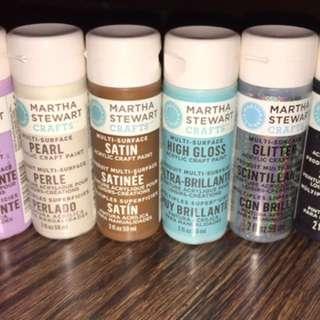 Martha Stewart Craft Paint