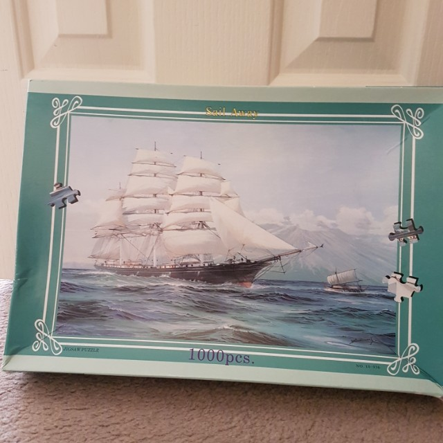 1000 pcs puzzle