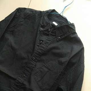 Uniclo Black Shirt Size M