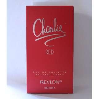 Revlon Charlie Red Woman