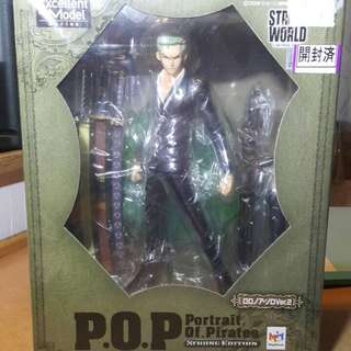 Zorro Action Figure from Japan