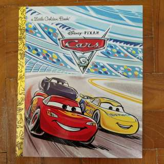 Disney/Pixar Cars 3 Storybook for kids