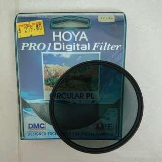 Hoya Pro1 CPL Filter 77mm