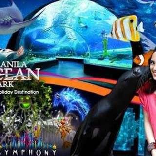 Manila Ocean Park for Sale Tickets