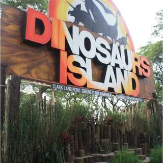 Dinasaur Island Tickets for Sale