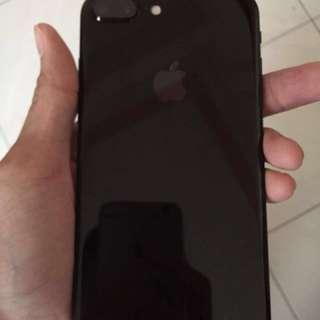 Iphone7 plus 128g曜石黑