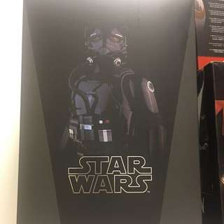 Hot Toys Tie Fighter Pilot First Order