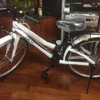 Batong 十八段變速腳踏車 全新