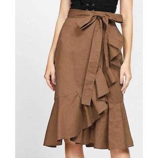 Pre-Order: Ruffle Skirt