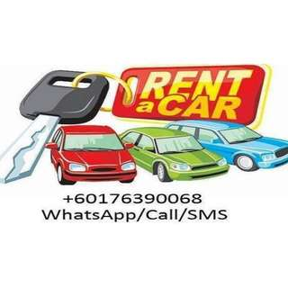 CAR RENTAL - Daily / Weekly / Monthly - KERETA SEWA