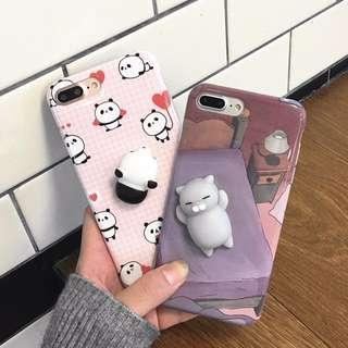 Squishy iPhone case