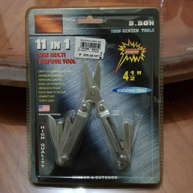 11 in 1 multipurpose tools