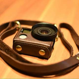 GOPRO leather case GOPRO accessories
