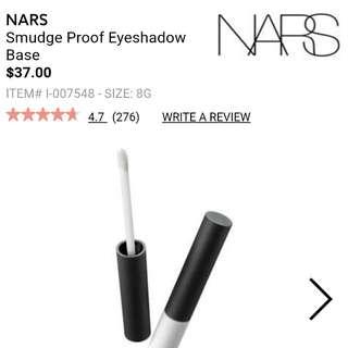 NARS Pro-Prime Smudge Proof Eyeshadow Base Mini *NEW*