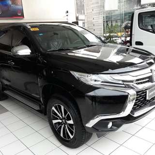 Mitsubishi MONTERO GLX M/T 2017 98K ALL IN DOWNPAYMENT
