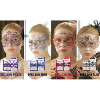 1+1 [ Mediheal ] Dress Code Mask (100% Authentic from Korea) RRP:$5.90