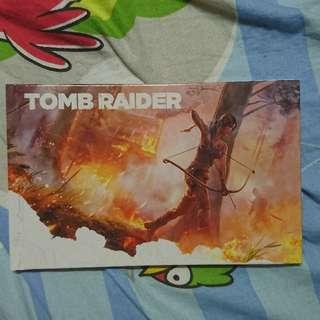 Tomb Raider 2013 Artbook 盜墓者羅拉 古墓奇兵 2013 美術集