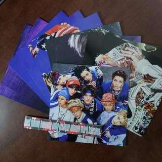 NCT Limitless Postcards