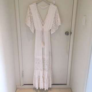 Tree Of Life Maxi Dress