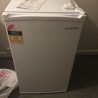 Mini Fridge -2 months old