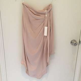 Zimmermann Silk Drape Skirt BRAND NEW size 1