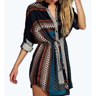 Boohoo Dress BNWT
