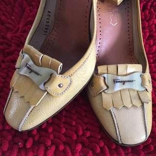 Preloved Rare Vintage Ferragamo Heels