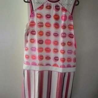 Plains and Prints kisses Dress