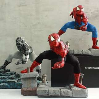 Sideshow Collectibles Spider-man PF Set