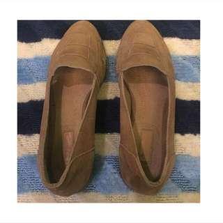 topshop shop suede shoes size 40