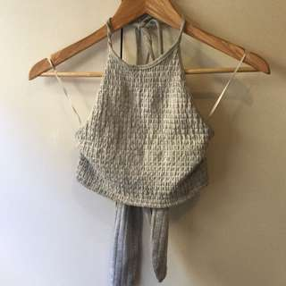 Cotton on crop size small