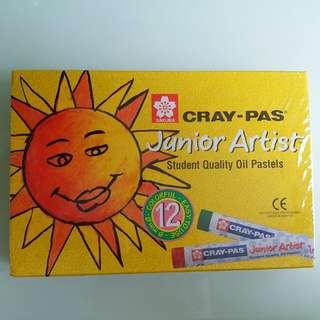 Cray-Pas Oil Pastels
