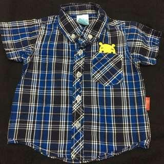 REDUCED‼️disney baby boy shirt