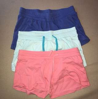 H&M basic shorts