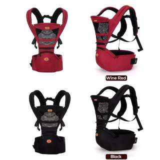 3 way carry hip seat multi-function