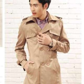 BN Men Trench Coat