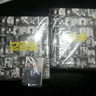 EXO Growl - XOXO Repackaged Album (K&M)