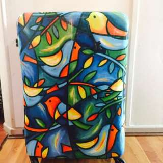 Large 40kg+ IT limited Edition Suitcase