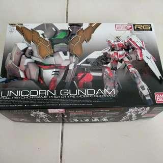 Unicorn Gundam RG (1/144)