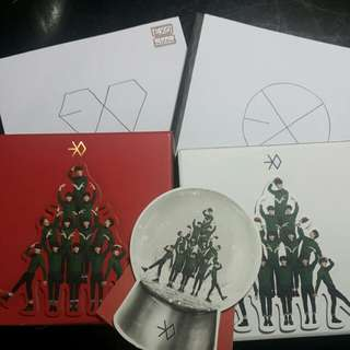 EXO Miracles in December Album (K&M)