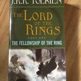 The Lord of the Rings 1 by J.R.R. Tolkien