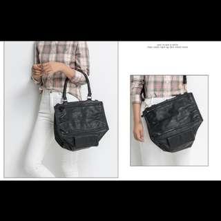 Pandora Box Shoulder Bag