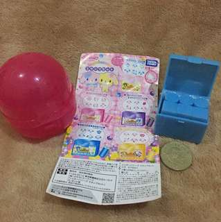 Authentic Sanrio Sugarbunnies Stamp Set Gashapon
