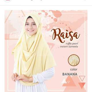 Raisa Azmeela Gallery Banana