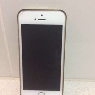 REDUCED iPhone 5S 16 GB Gold